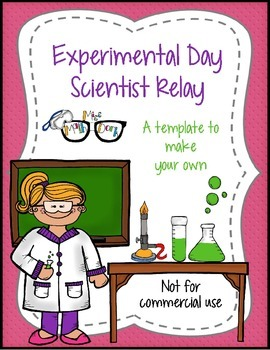 Experimental Day Scientist Relay template - Personal Use Only!