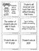 Experimental Variables Card Sort