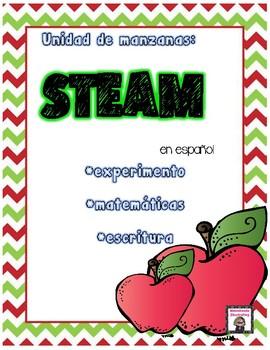 Experimento de Manzanas STEM en espanol