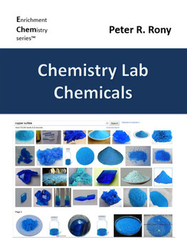 Chemistry Laboratory: Chemicals (Enrichment Chemistry Series)