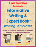 "Informative Writing & ""Expert Book"" Writing Templates"