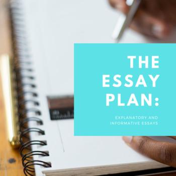 Explanatory/Informational Essay Planning Sheet