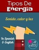 Explorar la Energia (lumínica, Sonora, termica, eléctrica)