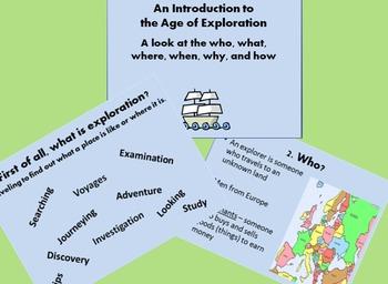 Exploration PowerPoint