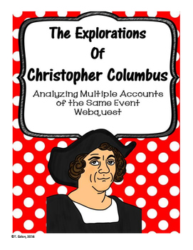 Explorations of Christopher Columbus: Multiple Accounts of
