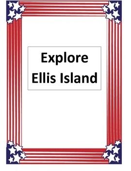 Explore Ellis Island at the turn of the century. Class act