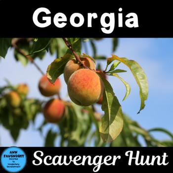 Explore Georgia Scavenger Hunt