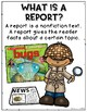 Explore Informational Reports: A Common Core aligned Resea