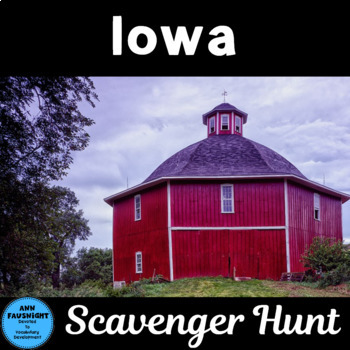 Explore Iowa Scavenger Hunt