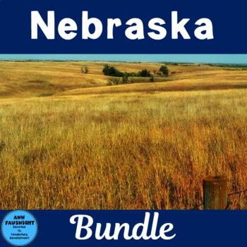 Explore Nebraska Activity Bundle