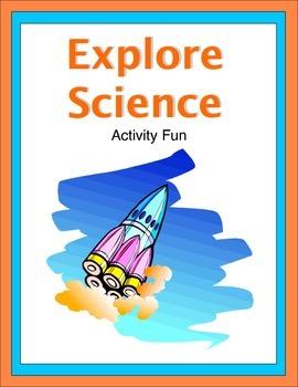 Explore Science Set 2 Activity Fun