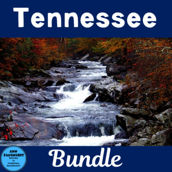 Explore Tennessee Activity Bundle