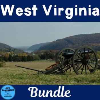 Explore West Virginia Activity Bundle
