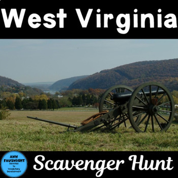 Explore West Virginia Scavenger Hunt