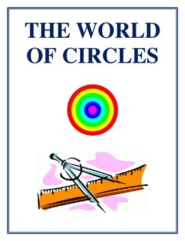 The World of Circles, Activities and Handouts