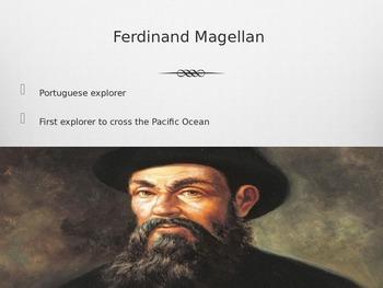 Explorer Ferdinand Megellan