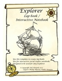 Explorer Interactive Notebook