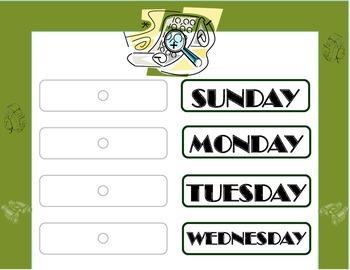 Explorer Weekday Chart! Explorer Bulletin Board! Explorer