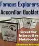 Explorers Interactive Notebooks & Activities: Lewis and Cl