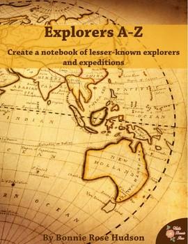 Explorers A-Z Notebooking