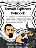 Explorers Notebook (Aligned with SC SS 4-1.4)