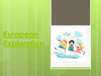 European Explorers Powerpoint