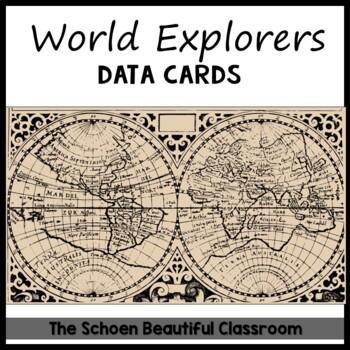 Explorers Timeline