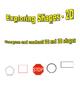 Exploring 2D Shapes - Graphic Organizer
