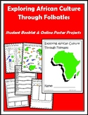 Exploring Africa - Use African Folktales to Create an Onli