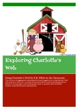 Exploring Charlotte's Web Ch 1-4
