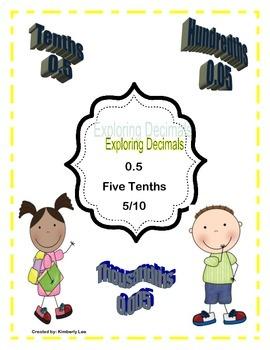 Exploring Decimals-4th and 5th Grade