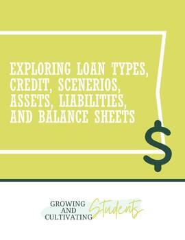 Exploring Loan Types, Credit, Scenerios, Assets, Liabiliti