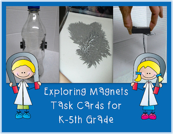 Exploring Magnets: Magnet Station Activities for Elementar