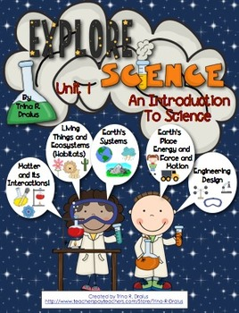 Exploring Science (Mix of Old and New-Next Gen.) with an I
