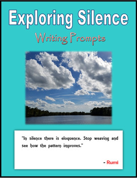 Exploring Silence:  Wildlife and Wisdom Writing Prompts