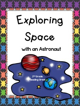 Exploring Space with an Astronaut, 2nd Grade, Reading Stre