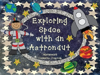 Exploring Space with an Astronaut Homework - Scott Foresma