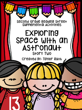 Exploring Space with an Astronaut Supplemental Activities