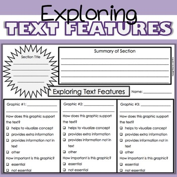 Exploring Text Features