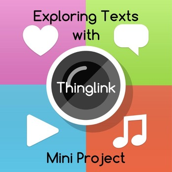 Exploring Texts Using Hyperlinks with Thinglink