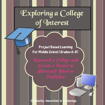 Exploring the Road to College