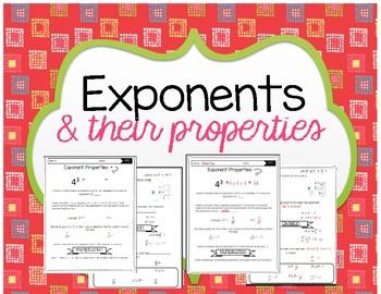 Exponent Properties