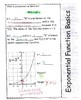 Exponential Function Graph Basics