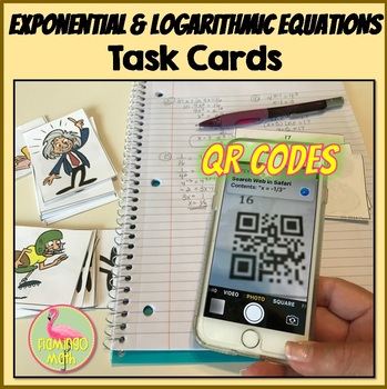 PreCalculus: Exponential and Logarithmic Equations With QR