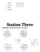 Exponential and Linear Functions