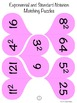 Exponential and Standard Notation Heart Puzzles