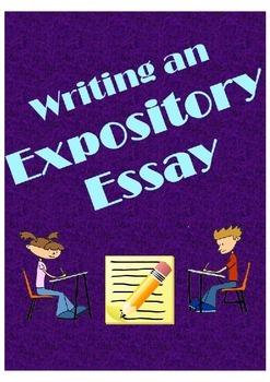 Expository Essay Writing- prompt, brainstorm, organization