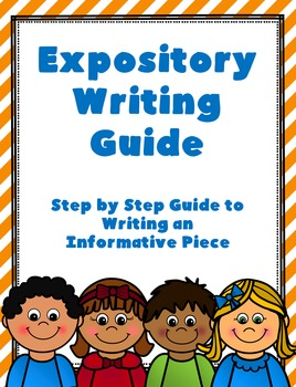 Expository or Informative 5 Paragraph Essay Writing Guide