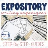 Expository Writing 4th grade 5th grade & 6th grade graphic