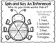 Expressing Inferences Worksheets and Activities by Speech